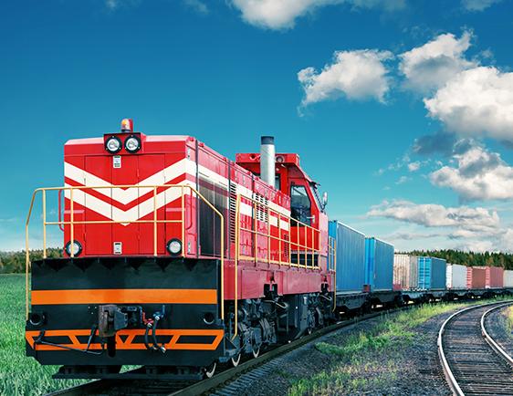 中欧铁路物流
